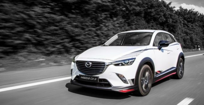 2022 Mazda CX-3 Color Options
