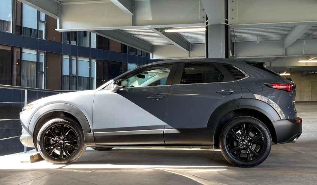2022 Mazda CX-30 Package Turbo Redesign