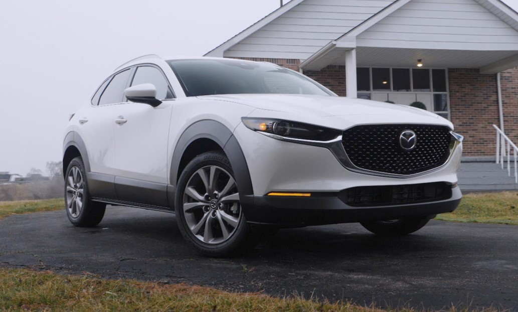 2022 Mazda CX-30 Package Turbo Specification