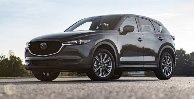 2022 Mazda CX-30 Turbo Release Date