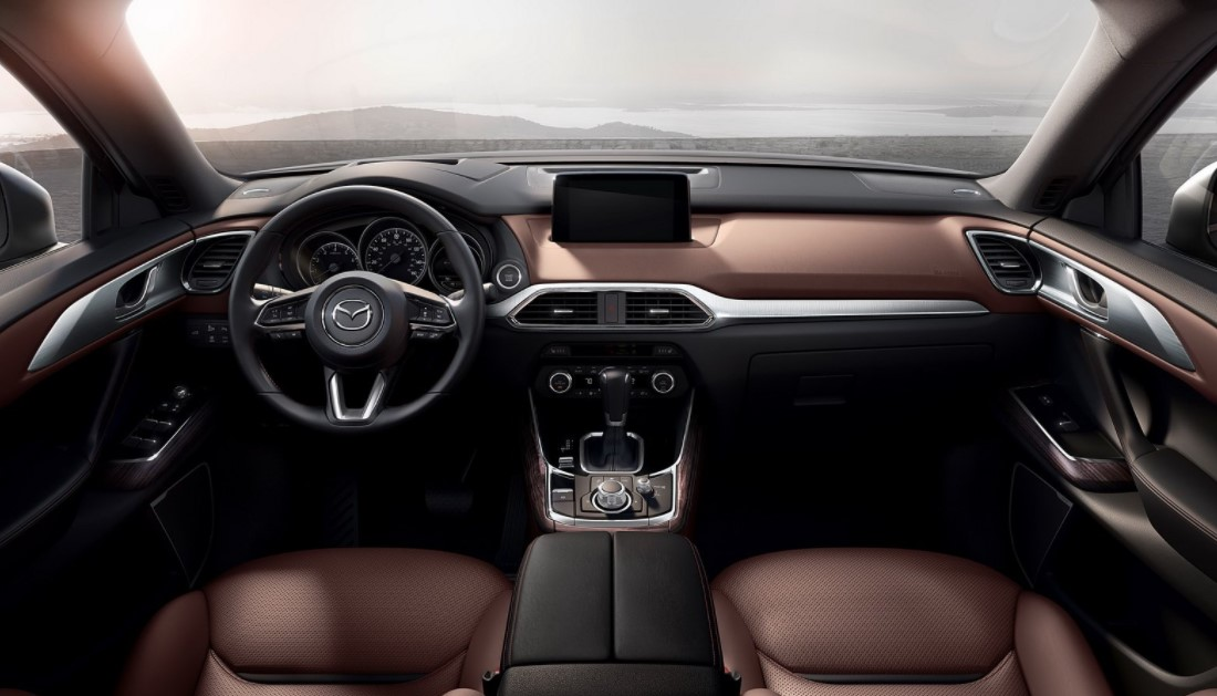 2022 Mazda CX-9 Kuro Interior