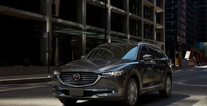 2022 Mazda CX-9 Performance Update