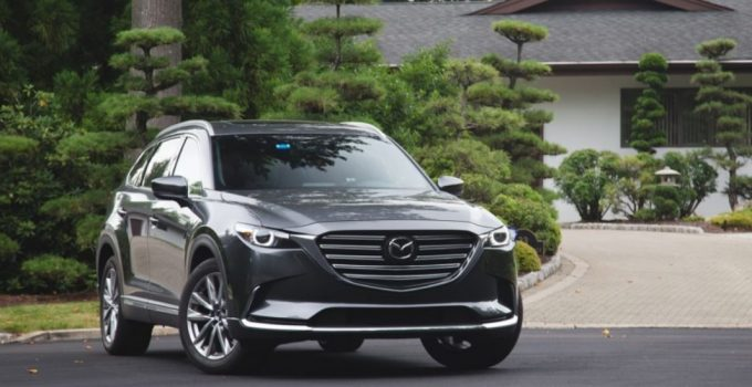 2022 Mazda CX-9 Rumor