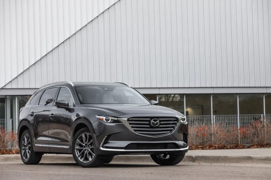 2022 Mazda CX-9 Transmission Option