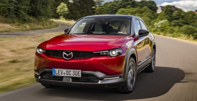 New 2022 Mazda MX-30 Automatic Performance, Release Date