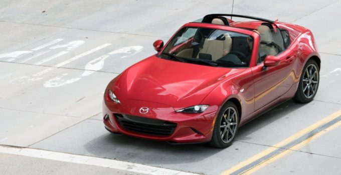 2022 Mazda MX-5 Performance Change