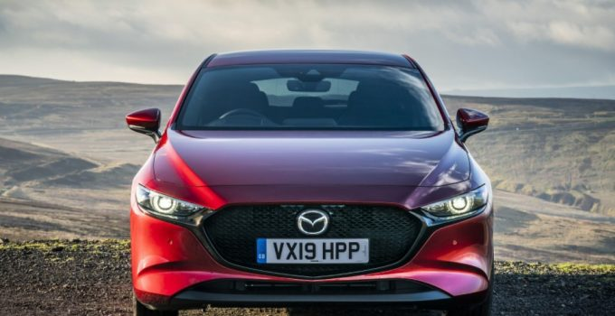 2022 Mazda 3 Hatchback Redesign
