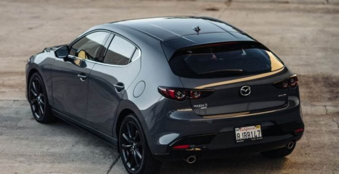 2022 Mazda 3 Turbo Premium Price