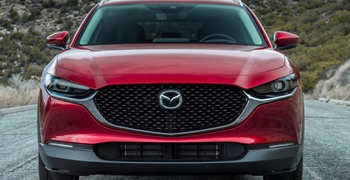 2022 Mazda CX-30 2.5 Turbo Release Date