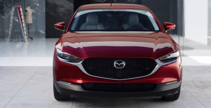 2022 Mazda CX-30 Turbo Redesign