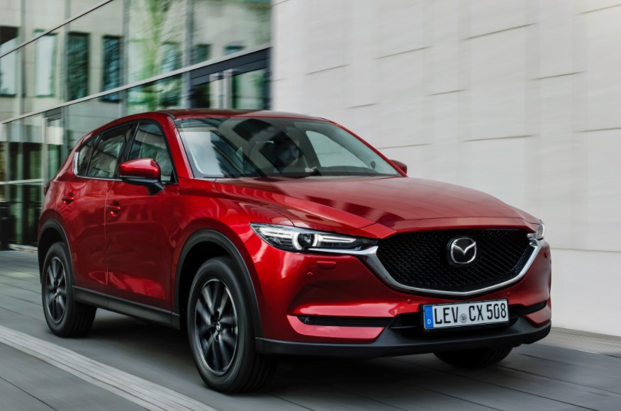 2022 Mazda CX 5 Rumor