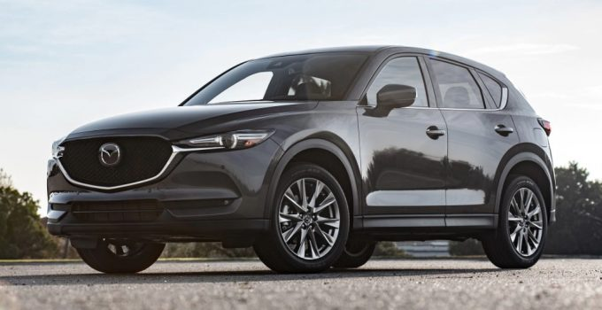 2022 Mazda CX-5 Rumor Change