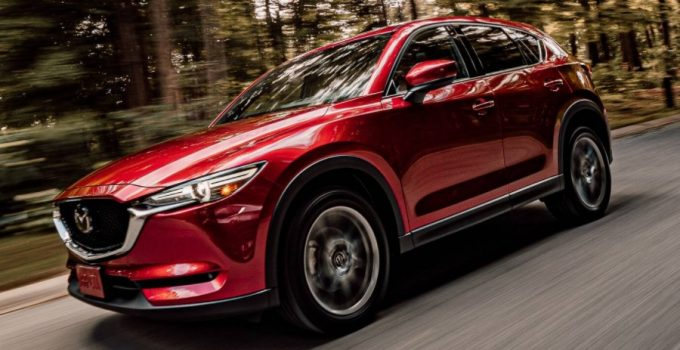 2022 Mazda CX-5 Specification