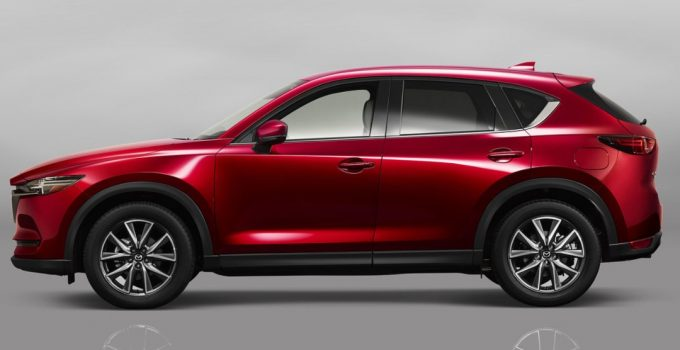 2022 Mazda CX 5 Specification