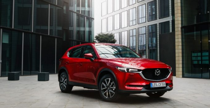 2022 Mazda CX-5 Transmission Options