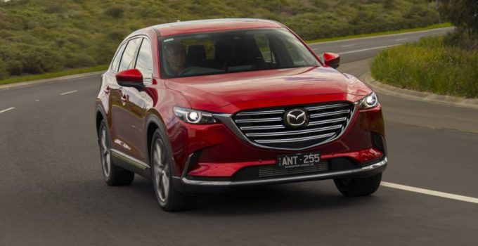2022 Mazda CX-9 Color Options