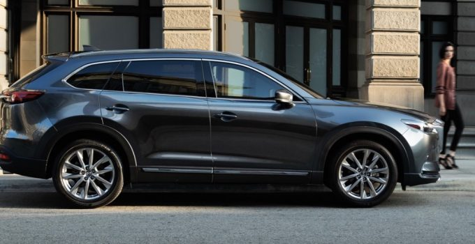 New 2022 Mazda CX-9 Transmission Options, Release Date, Price
