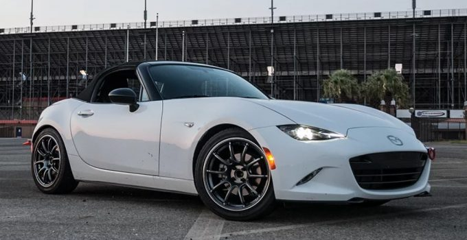 2022 Mazda MX-5 GT Performance