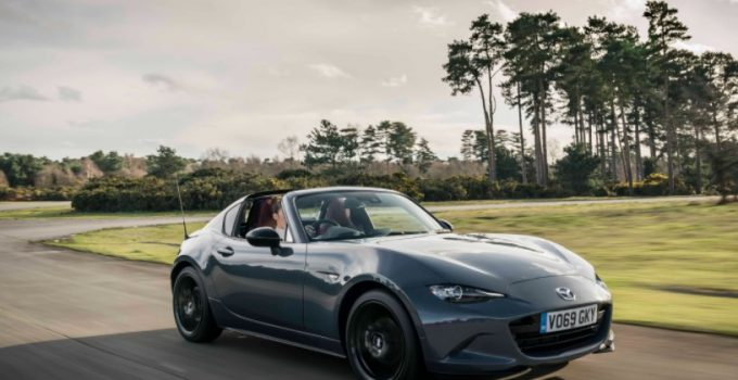 2022 Mazda MX-5 GT Sport Tech Change