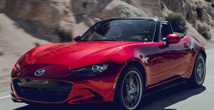 2022 Mazda MX-5 Rumor