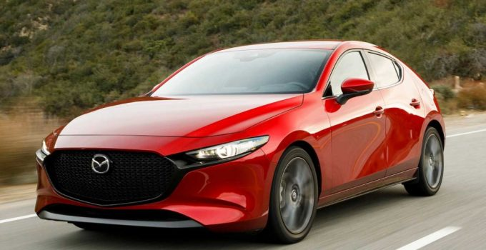 2022 Mazda3 Hatchback Redesign