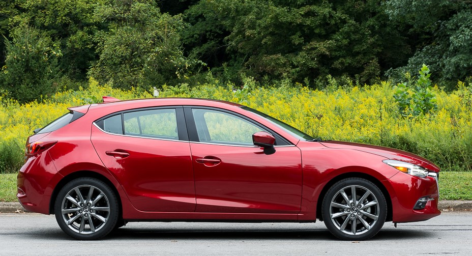 2022 Mazda3 Hatchback Rumor