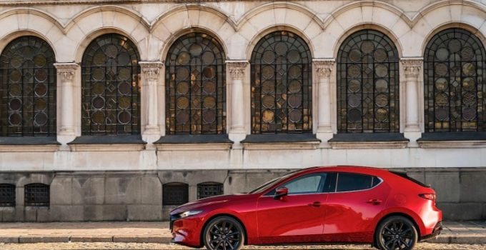 2022 Mazda3 Turbo Premier Options Specs