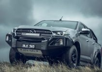 New 2022 Mazda BT-50 Thunder Transmission, Gas Mileage, Release Date
